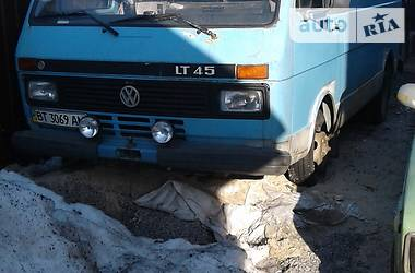 Volkswagen LT груз. 1991 в Кременчуці