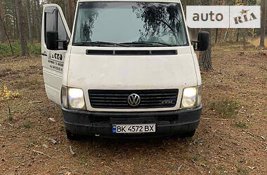 Volkswagen LT груз. 2002 в Ровно