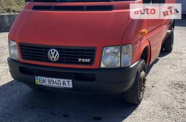 Микроавтобус грузовой (до 3,5т) Volkswagen LT груз. 2006 в Ровно