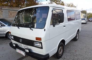 Volkswagen LT пасс. 1990 в Николаеве