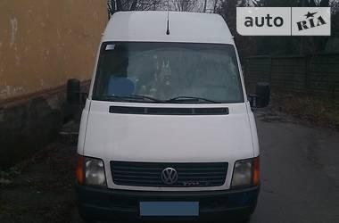 Volkswagen LT пасс. 1998 в Кривом Роге
