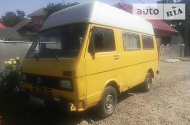 Volkswagen LT пасс. 1989 в Черновцах