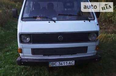 Volkswagen LT пасс. 1985 в Львове
