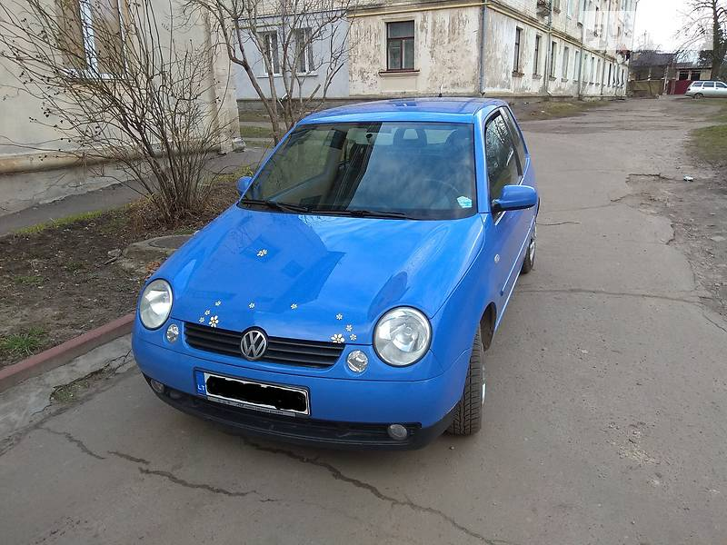 Volkswagen Lupo 2002 в Львові