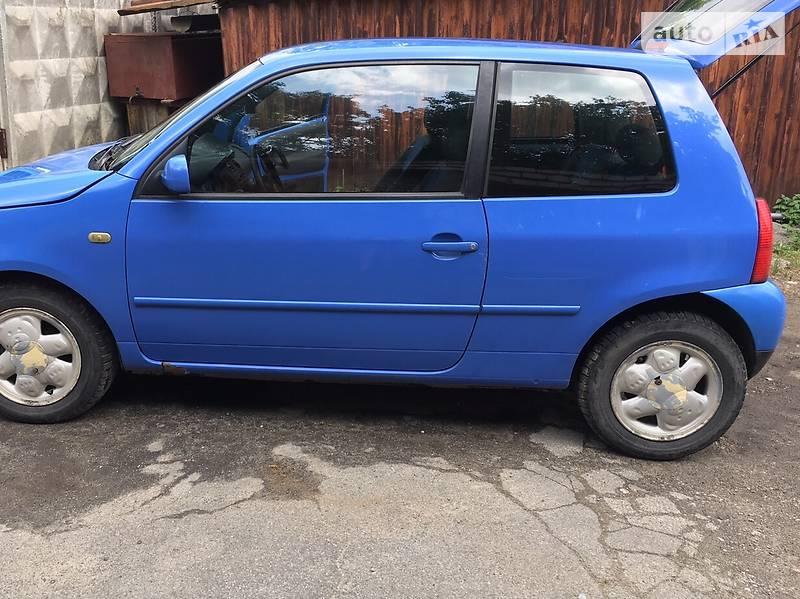 Хетчбек Volkswagen Lupo 1999 в Києві
