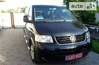 Volkswagen Multivan 2003 в Киеве