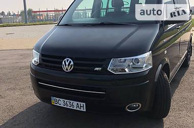 Volkswagen Multivan 2010 в Львове