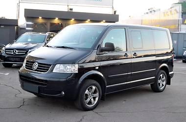 Volkswagen Multivan 2008 в Киеве