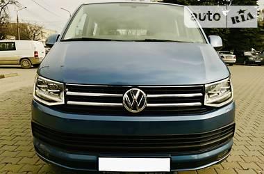 Volkswagen Multivan 2018 в Києві