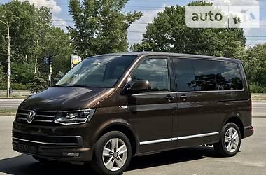 Volkswagen Multivan 2017 в Дніпрі