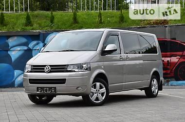 Volkswagen Multivan 2013 в Дрогобыче