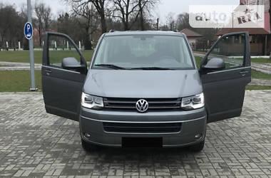 Минивэн Volkswagen Multivan 2012 в Ковеле