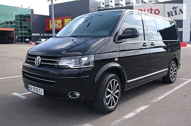 Минивэн Volkswagen Multivan 2014 в Киеве