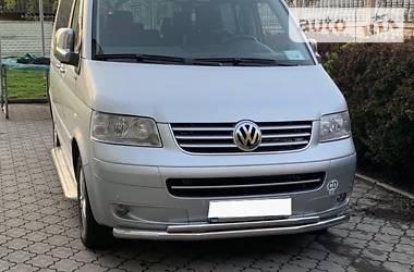 Мінівен Volkswagen Multivan 2007 в Коростені