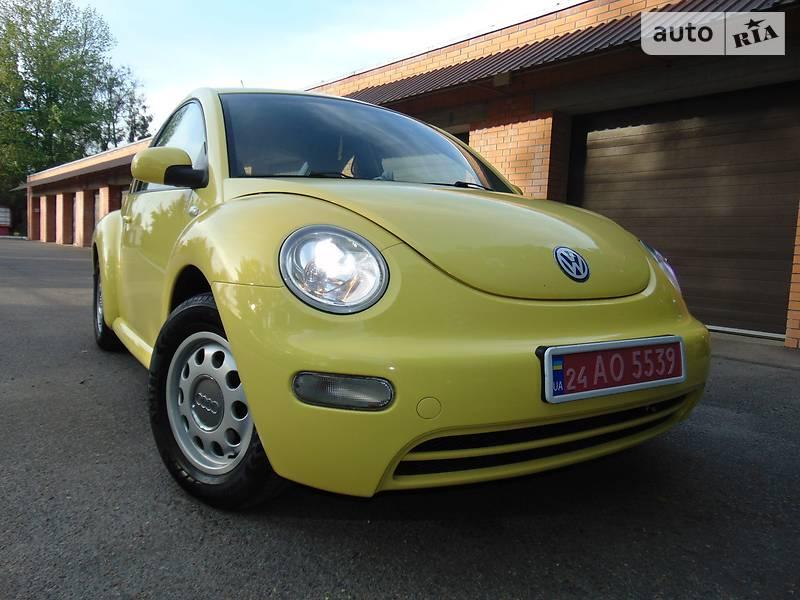 Volkswagen New Beetle 2001 в Смілі