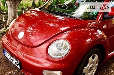 Volkswagen New Beetle 2000 в Чернівцях