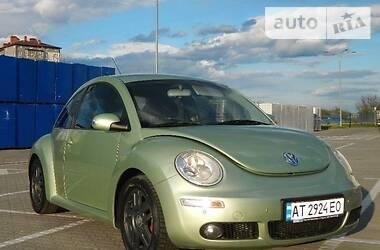 Хэтчбек Volkswagen New Beetle 2008 в Ивано-Франковске