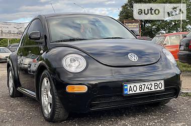 Купе Volkswagen New Beetle 1999 в Хусте