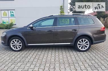 Volkswagen Passat Alltrack 2012 в Львове