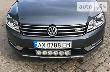 Volkswagen Passat Alltrack 2014 в Харькове