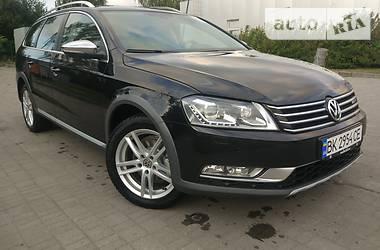 Volkswagen Passat Alltrack 2014 в Дубно