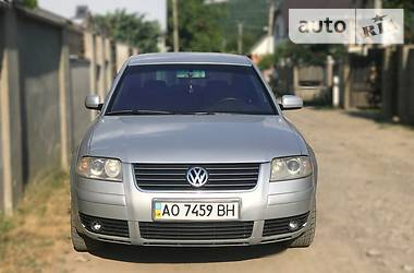 Volkswagen Passat Alltrack 2002 в Хусті