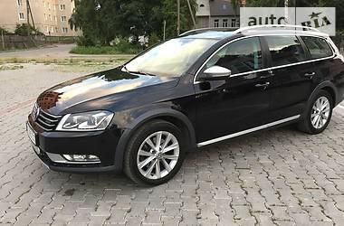 Volkswagen Passat Alltrack 2013 в Городенці