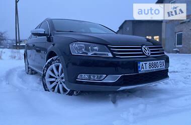Volkswagen Passat Alltrack 2012 в Ивано-Франковске