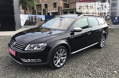 Универсал Volkswagen Passat Alltrack 2014 в Ровно