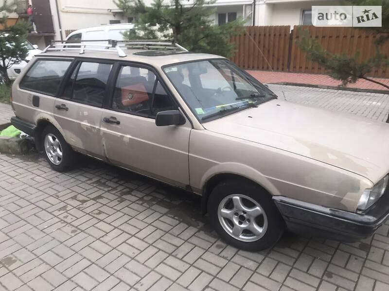 Унiверсал Volkswagen Passat B2 1986 в Кам'янці-Бузькій