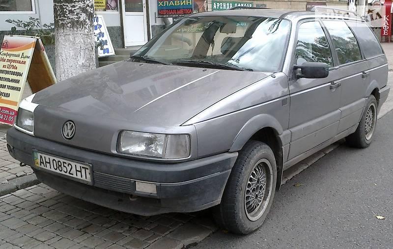 Volkswagen Passat B3 1989 в Киеве