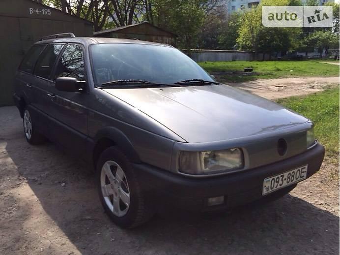 Volkswagen Passat B3 1991 в Одессе