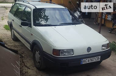 Volkswagen Passat B3 1991 в Збаражі
