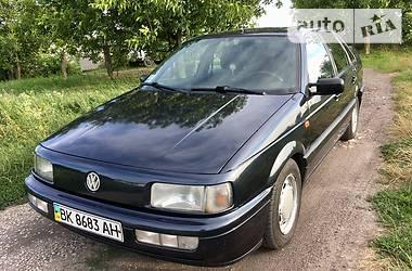 Volkswagen Passat B3 1992 в Здолбунове