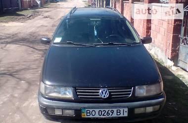 Volkswagen Passat B4 1996 в Шумске