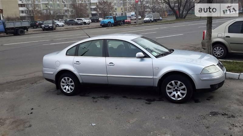 Volkswagen Passat B5 2003 в Киеве