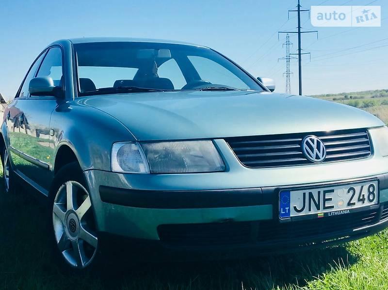 Volkswagen Passat B5 1999 в Ивано-Франковске