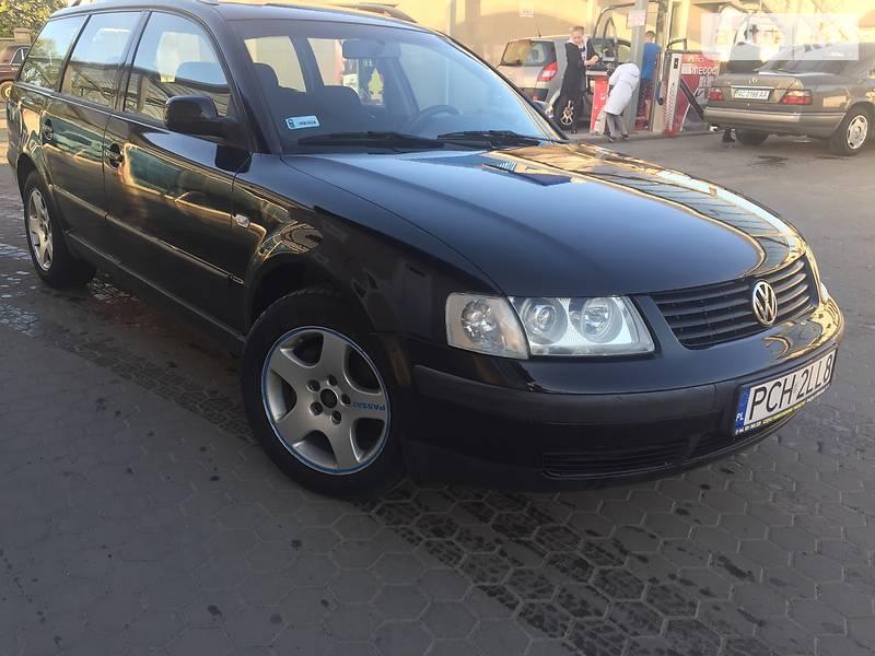 Volkswagen Passat B5 1998 в Луцке