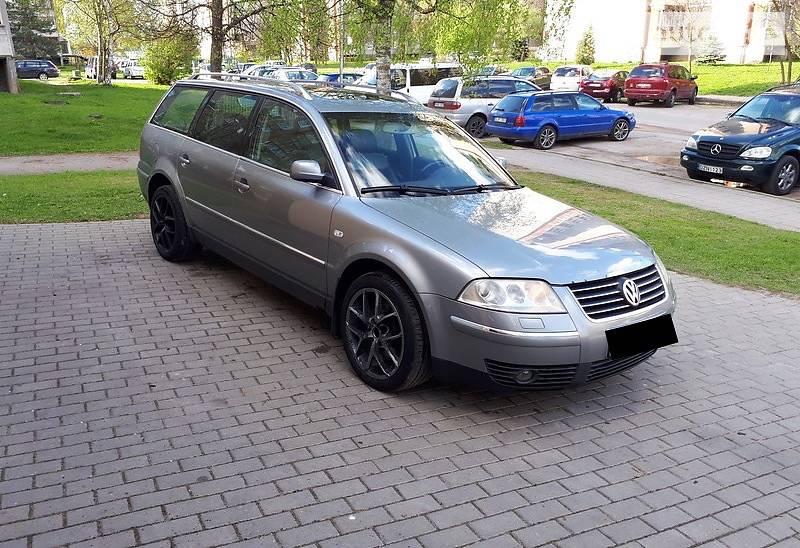 Volkswagen Passat B5 2002 в Львове