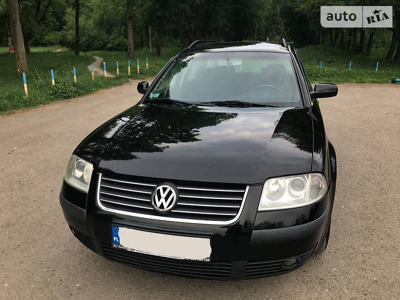 Volkswagen Passat B5 2002 в Коломые