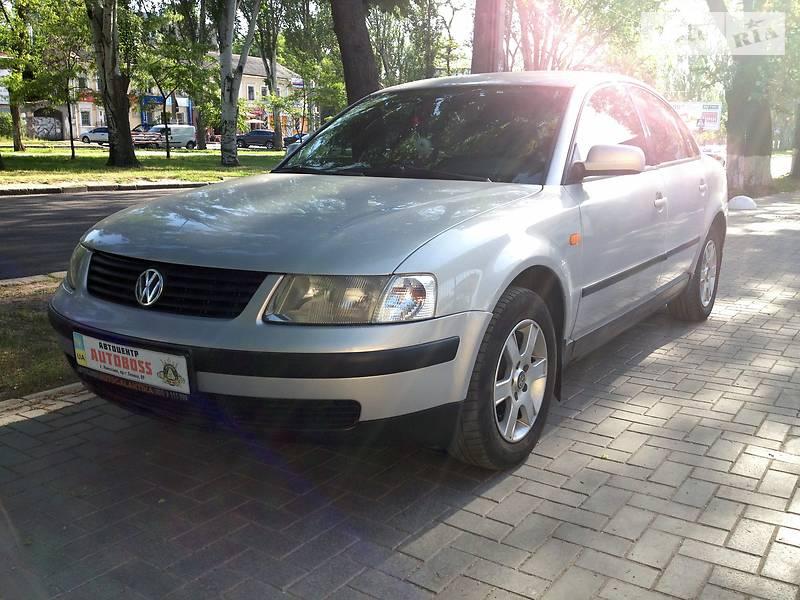 Volkswagen Passat B5 1998 в Николаеве