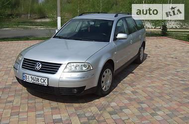 Volkswagen Passat B5 2003 в Миргороде