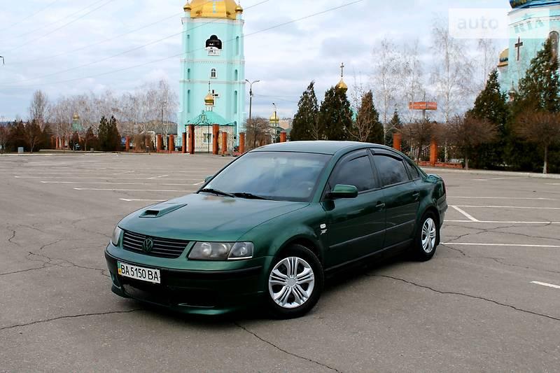 Volkswagen Passat 2001 года в Днепре (Днепропетровске)