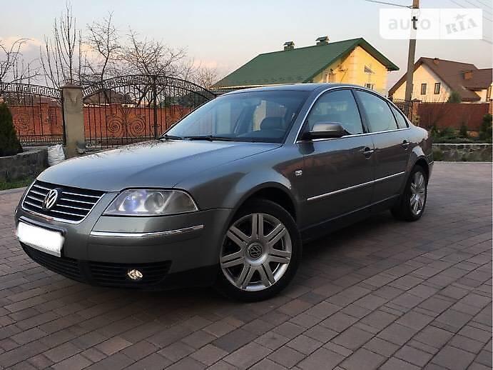 Volkswagen Passat 2003 года в Виннице