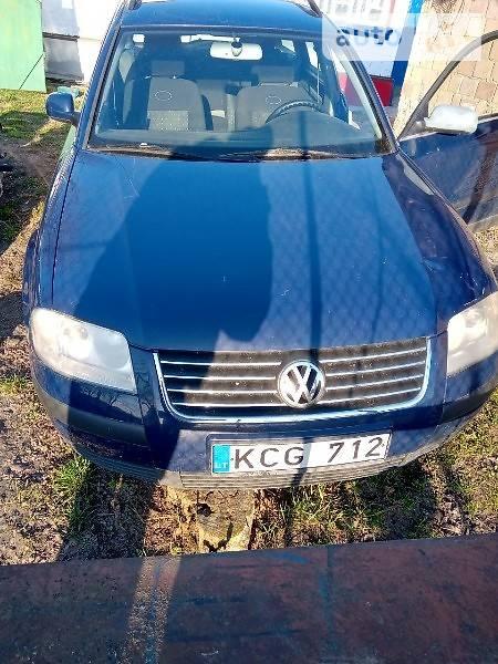 Volkswagen Passat 2001 года в Киеве