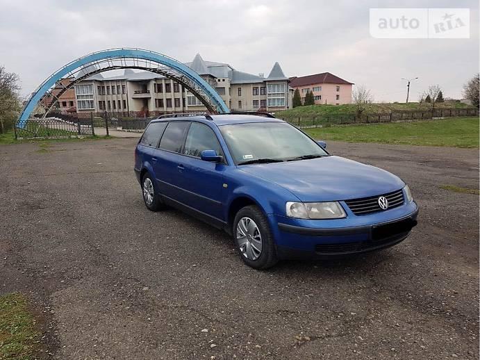 Volkswagen Passat 1998 года в Ивано-Франковске