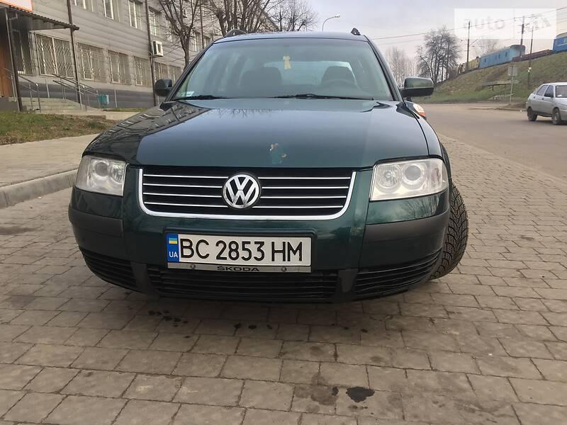 Volkswagen Passat B5 1998 в Львове