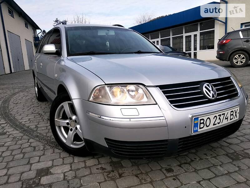 Volkswagen Passat B5 2003 в Кременце