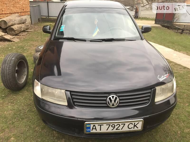 Седан Volkswagen Passat B5 1998 в Івано-Франківську