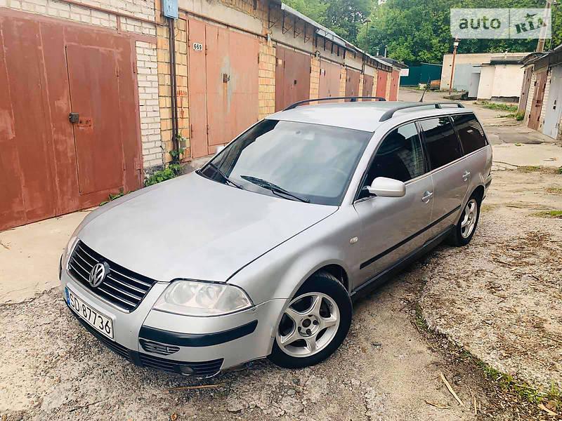 Volkswagen Passat B5 1.9 tdi